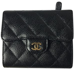 Chanel Chanel Classic Tri-Fold Wallet - item med img