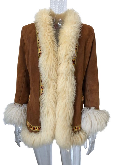 Preload https://img-static.tradesy.com/item/23255594/brown-faux-fur-suede-spring-jacket-size-10-m-0-1-650-650.jpg