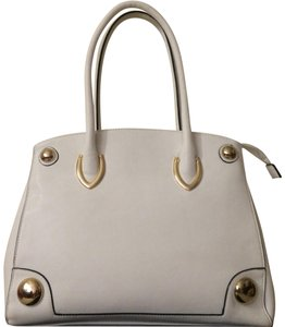 Christian Lacroix Satchel in White
