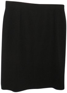 Briggs Pencil Career Skirt Black