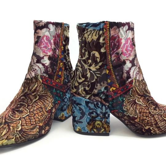 STRATEGIA Patchwork Multi Boots