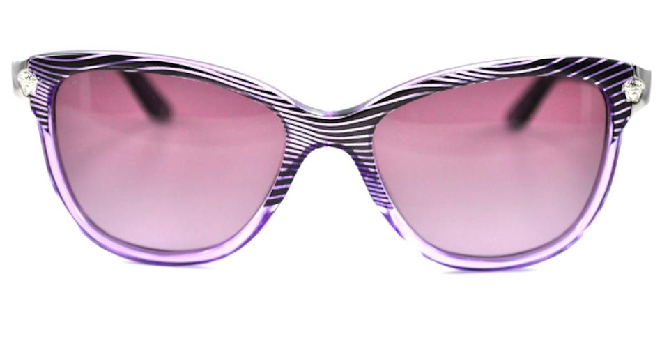 7728886284 Versace Purple   Silver Free 3 Day Shipping Mod 4228 958 8h Vintage ...