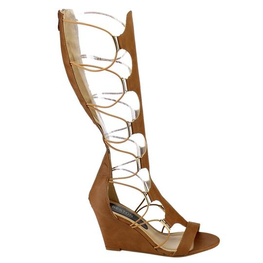 Preload https://img-static.tradesy.com/item/23255827/camel-beige-and-gold-suede-caged-cage-gladiator-knee-height-sandals-size-us-75-regular-m-b-0-0-540-540.jpg