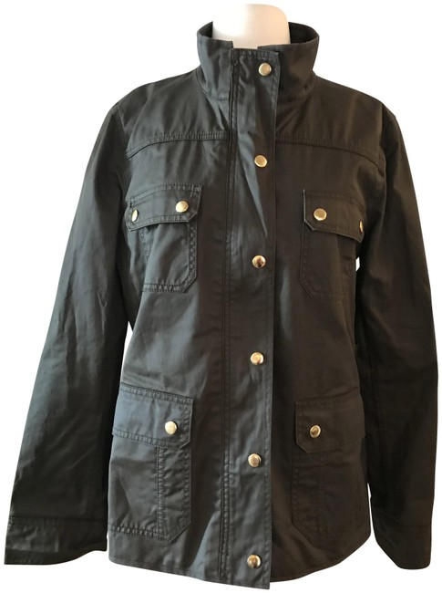 Item - Mossy Brown L The Downtown Field 19034 Jacket Size 12 (L)