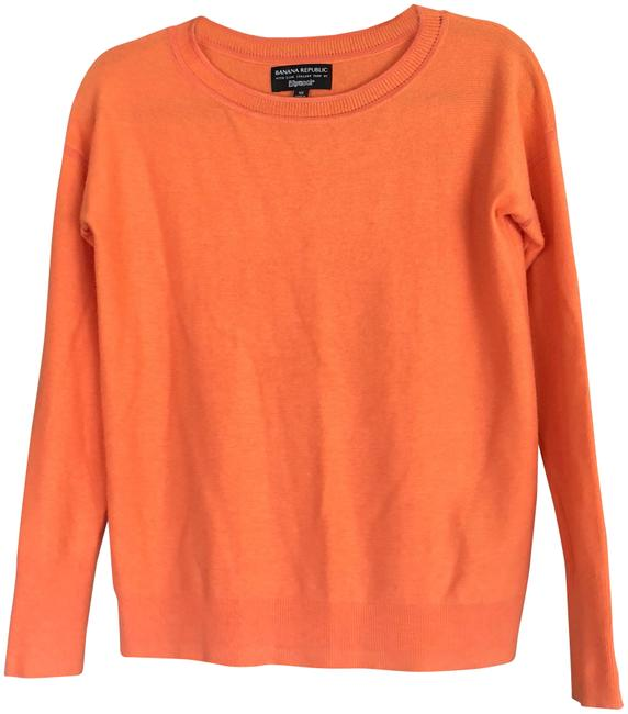 Preload https://img-static.tradesy.com/item/23256251/banana-republic-filpucci-orange-sweater-0-1-650-650.jpg