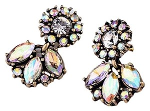 Other Aurora Crystal Cluster Earrings