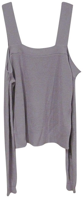 Preload https://img-static.tradesy.com/item/23256301/kendall-kylie-purple-lavender-off-the-shoulder-sweaterpullover-size-4-s-0-1-650-650.jpg