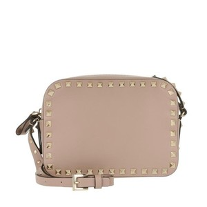 5c899c95a3 Valentino Beaded Studded Camera Rockstud Poudre Cross Body Bag