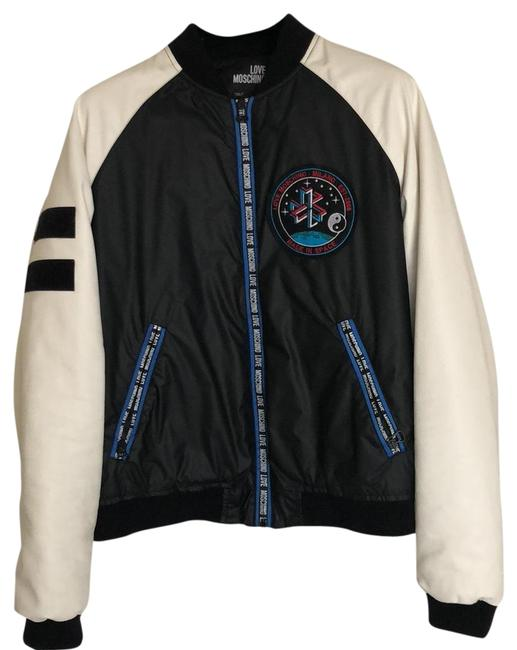 Preload https://img-static.tradesy.com/item/23256466/love-moschino-black-and-white-space-bomber-jacket-size-8-m-0-1-650-650.jpg