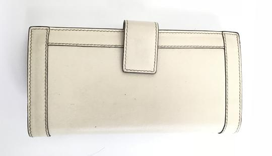 Gucci Leather Charmy Clutch Wallet