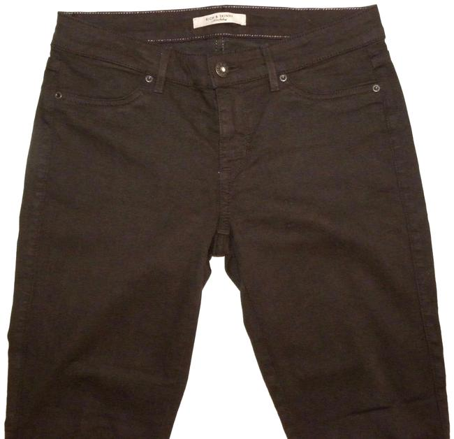 Preload https://img-static.tradesy.com/item/23256582/rich-and-skinny-brown-coated-chocolate-skinny-jeans-size-28-4-s-0-2-650-650.jpg