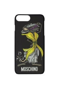 Moschino MOSCHINO #RATAPORTER iPhone 6/6s/7 Plus phone case