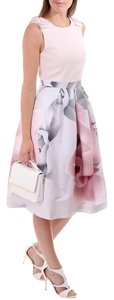 Ted Baker Riina Porcelain Rose Dress