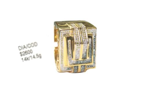 Other 14K Yellow Gold Men Ring