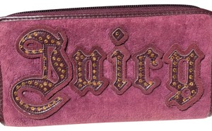 Juicy Couture Juicy Couture Velour Wallet