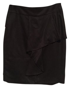 Zara Women Pencil Skirt Black
