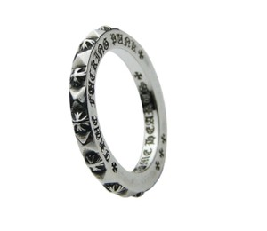 Chrome Hearts TRUE F**ING PUNK PLUS RING MULTIPLE SIZES