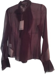 Givenchy Evening Top Purple