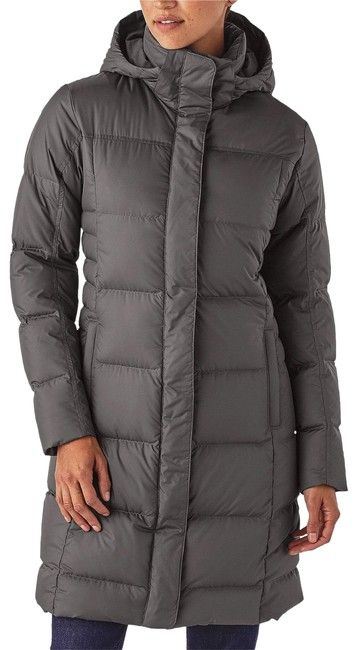 Item - Forge Gray Down with It Parka - Small Coat Size 4 (S)