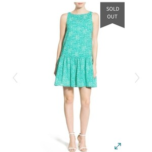 cupcakes and cashmere short dress Leaf green on Tradesy