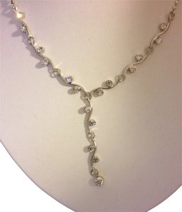 mr Dora Cubic Zirconia Necklace