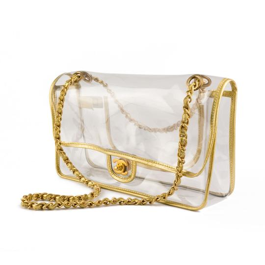 Chanel Transparent Spring 2018 Vintage Shoulder Bag Image 2