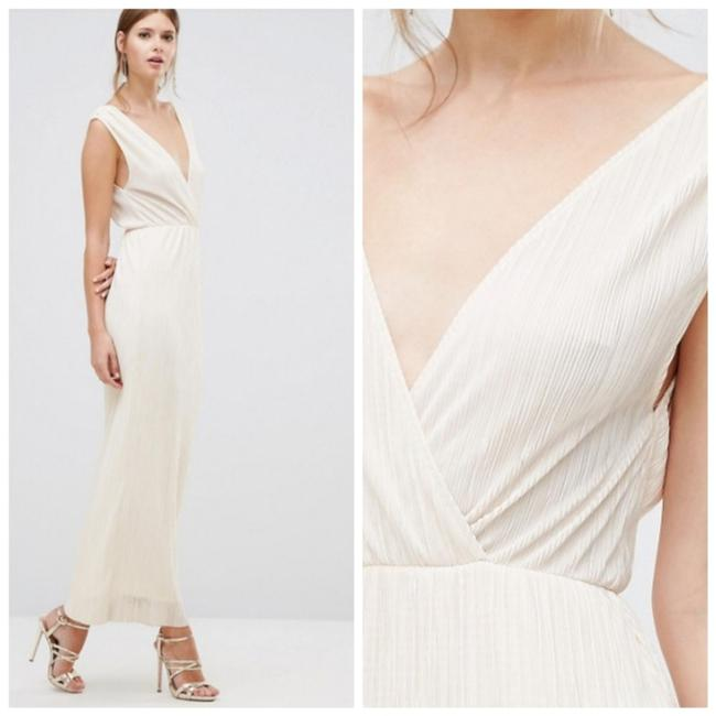 Ivory Maxi Dress by Oh My Love Image 1
