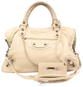 Balenciaga City First Town Twiggy Fast Shoulder Bag