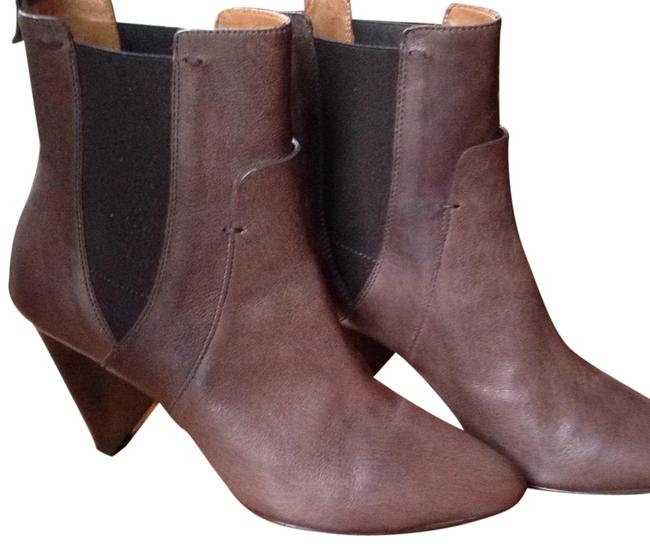 Item - Taupe Brown Na Boots/Booties Size US 7 Regular (M, B)
