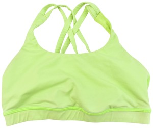 8145537fb1 Women s Green Lululemon Active Sports Bras - Up to 90% off at Tradesy