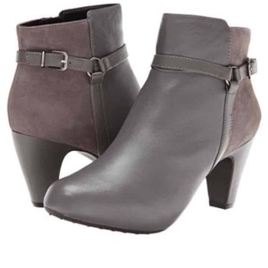 Easy Spirit Grey Boots