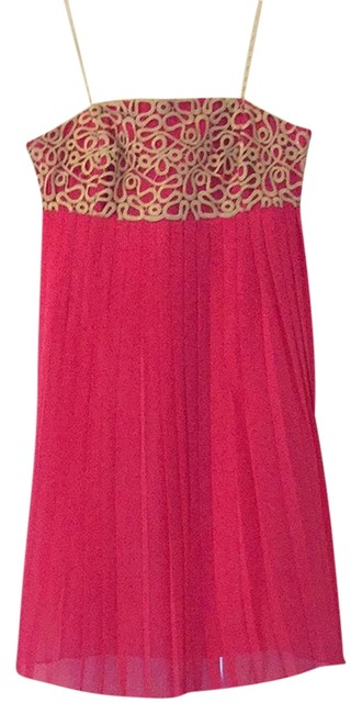 Preload https://item1.tradesy.com/images/lilly-pulitzer-daiquiri-pink-jillie-above-knee-cocktail-dress-size-12-l-2326085-0-0.jpg?width=400&height=650