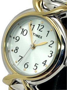 Timex Timex T21854 Women's Two-Tone Stainless Steel Expansion Band Watch