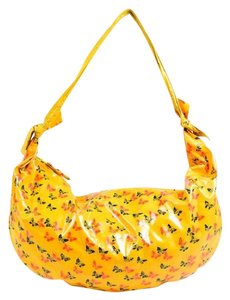 Bottega Veneta Excellent Vintage Colorful Fun Rare Vintage Bv Xxl Style Hobo Bag