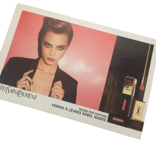 Saint Laurent YSL New 3 lip stains card