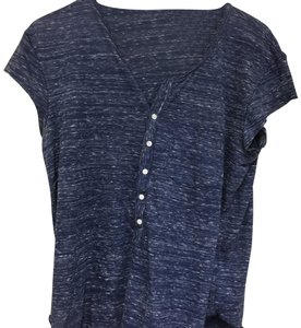 Nordstrom T Shirt blue