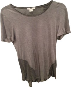 Helmut Lang Spring Summer T Shirt Grey