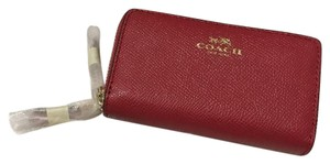 Coach NEW WITH TAG Coach F57855 Small Double Zip Coin Case