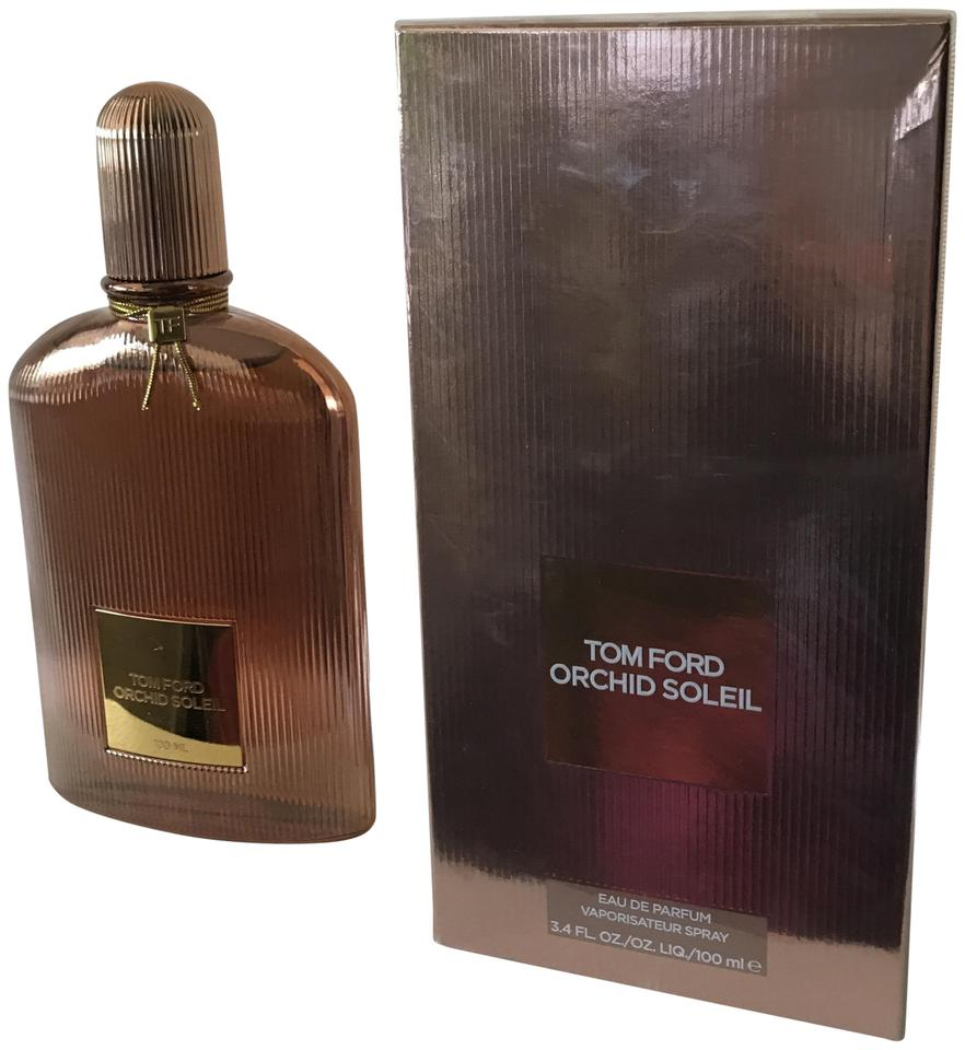 Tom Ford Rose Gold Bottle Orchid Soleil Fragrance Tradesy