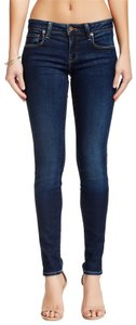 Genetic Denim Date Night Designer Skinny Jeans-Dark Rinse