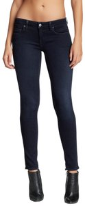 Genetic Denim Designer Date Night J Brand Skinny Jeans-Dark Rinse