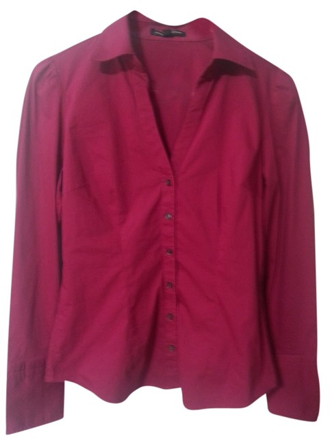 Preload https://item1.tradesy.com/images/express-raspberry-button-down-top-size-2-xs-2326370-0-0.jpg?width=400&height=650