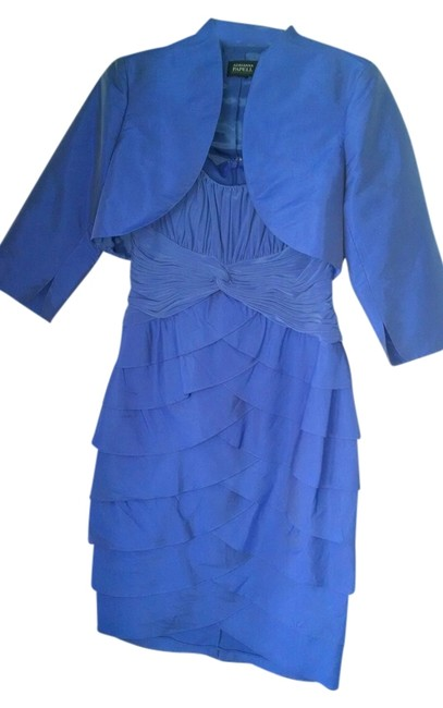 Preload https://item3.tradesy.com/images/adrianna-papell-periwinkle-blue-knee-length-cocktail-dress-size-6-s-2326452-0-0.jpg?width=400&height=650