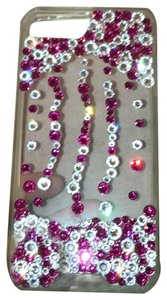Apple Crystahhled custom cell case for iPhone 6 Plus