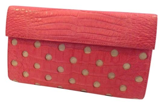 Nancy Gonzalez PINK Clutch