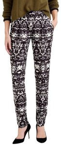 J.Crew Drapey Ikat Relaxed Pants Multicolor
