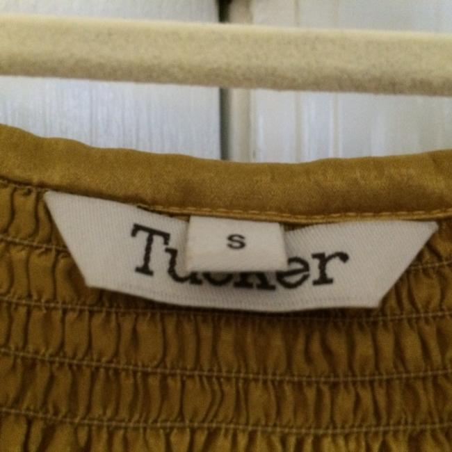 Tucker Top Yellow