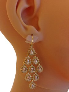 Other Crystal chandelier earrings