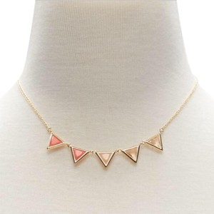 Banana Republic banana Republic triangle delicate necklace