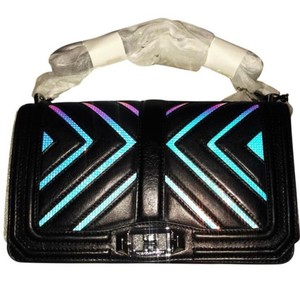 Rebecca Minkoff Metallic Limited Edition Quilted Cross Body Bag